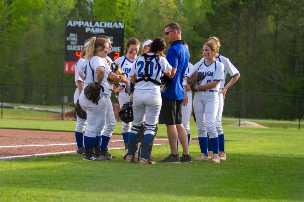 The Lady Eagles finished the regular season in first place. They host the 1A Area 11 tournament that starts Monday afternoon. -Traci Price