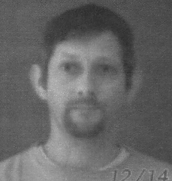 Shane Osborn -Blount County Correctional Facility