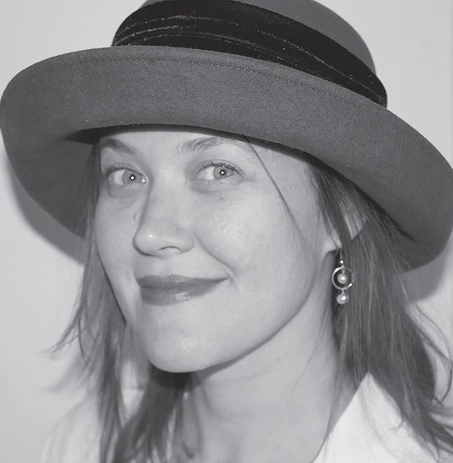 Tina Braziel