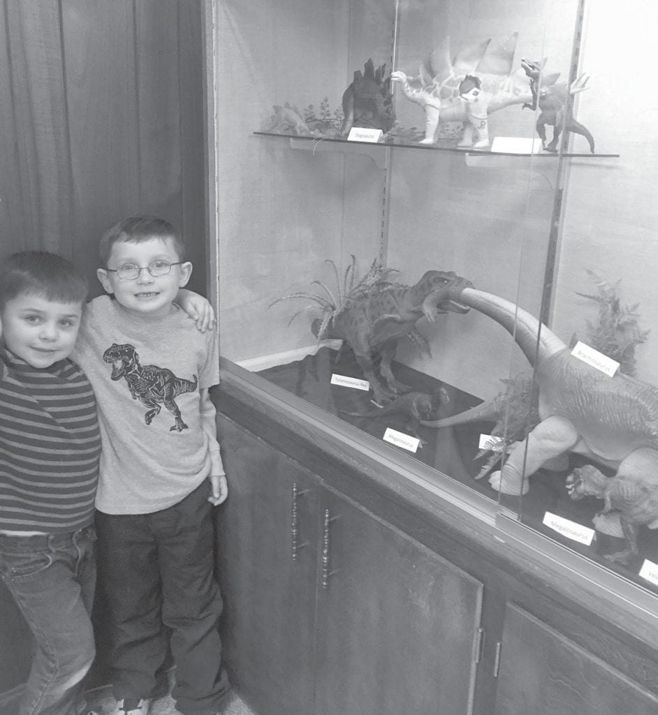 Eli and Titus Wright -Amy Rhudy - Blount County Memorial Museum