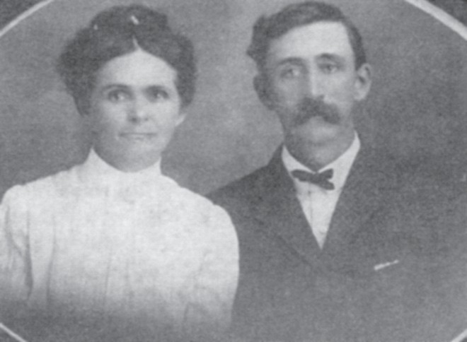Enoch C. (Uncle Dick) and Georgia Ann E. (Holly) Alldredge -The Heritage of Blount County Alabama, Vol. 5, pg. 102
