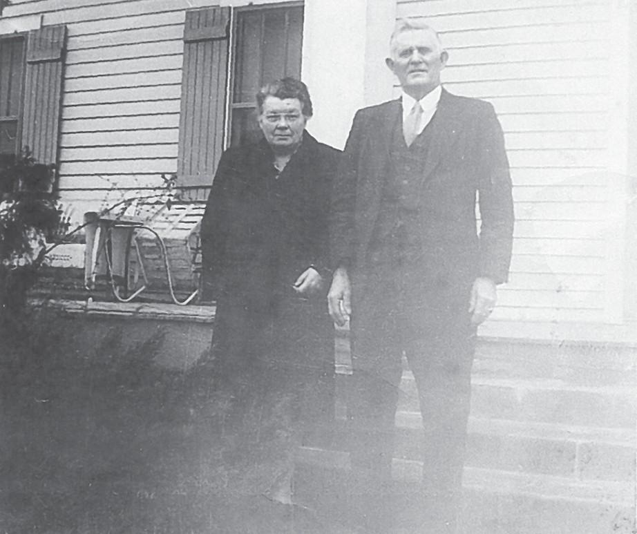 R.C. and Minnie Madison Copeland