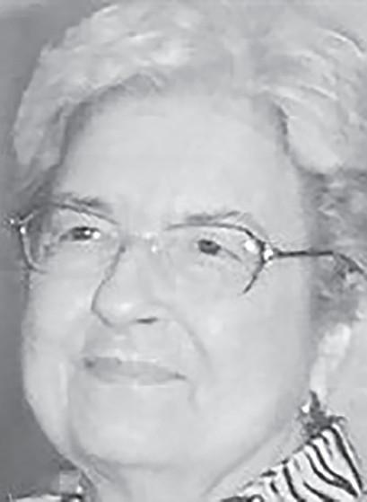 Peggy Ann Moore Faust