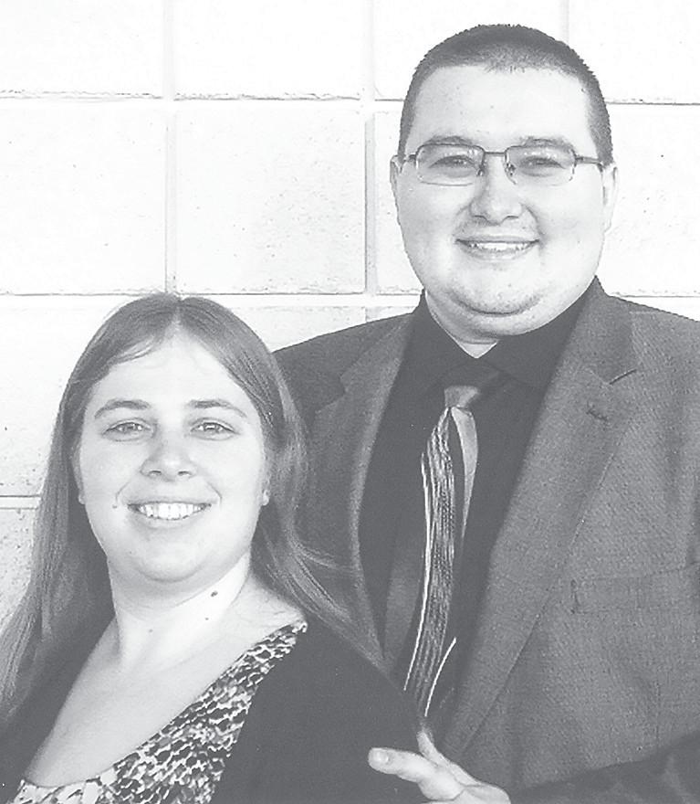 Mrs. and Dr. Daniel Jackson