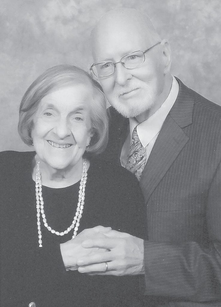 Judith and Alton Bynum