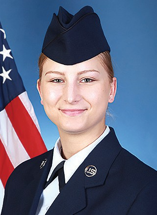 Airman Tristan E. Satter