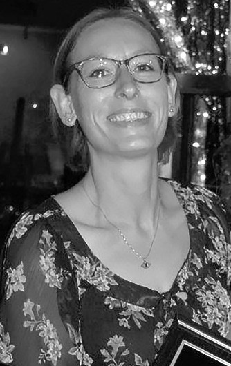 OBA Volunteer of the Year Tara Murphree