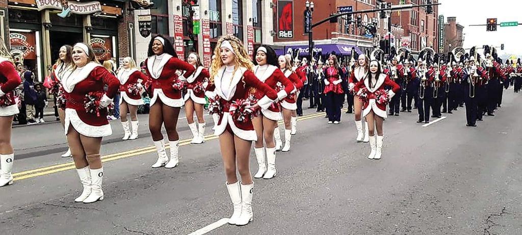 -Nashville Christmas Parade | Facebook