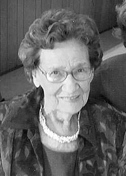 Verna Ruth Vice Hays