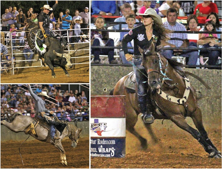 -photos by Paladin Pro Photo and courtesy of Lone Star Rodeo Company