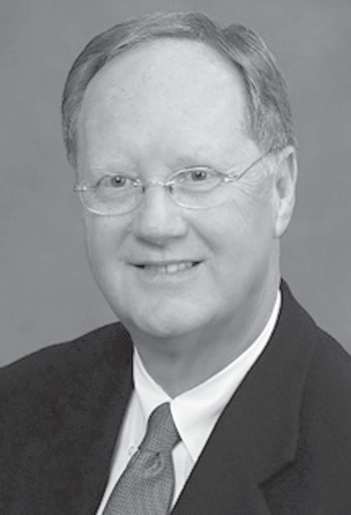 House District 11 Rep. Randall Shedd