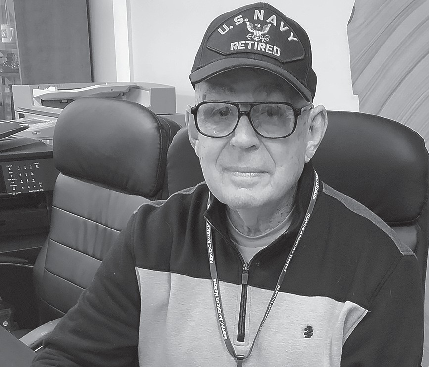 Richard Wise, U.S. Navy veteran who served during both the Korean War and the Vietnam War, was the first applicant for the Lone Eagle Honor Flight for Blount County veterans.