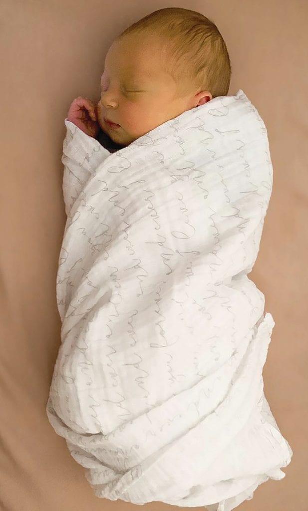 Matilda Mae 'Tillie' Daily was born March 19. -Savannah Daily | Facebook
