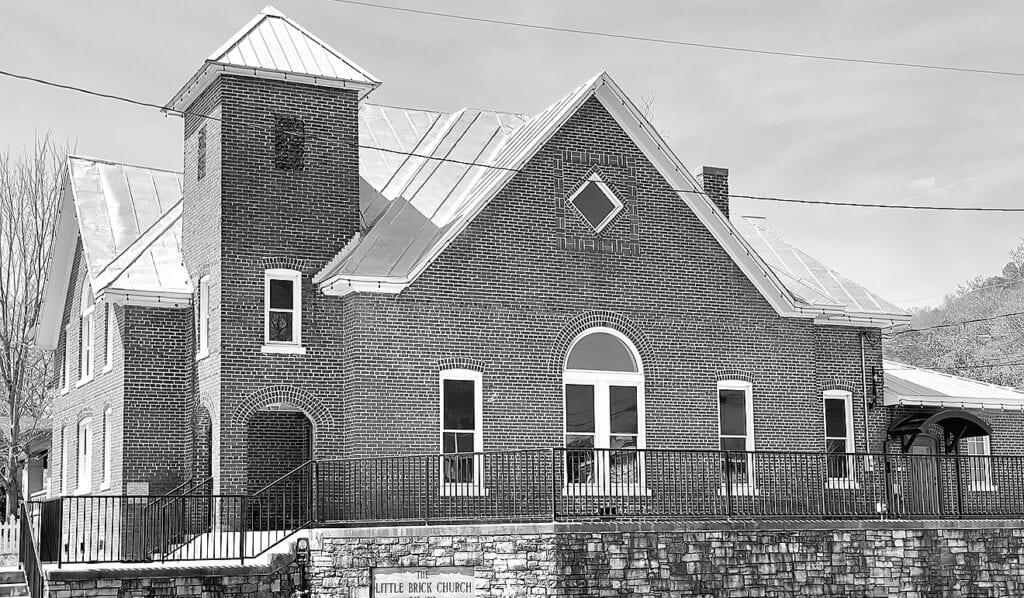 The Little Brick Church