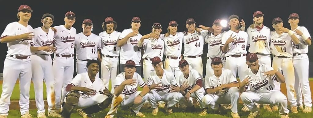 The Oneonta Redskins head into the Final Four. They host North Jackson Friday at 4:30 p.m. and 7 p.m. Game three, if necessary, will be played Saturday at 1 p.m. -Oneonta Varsity Baseball   Facebook