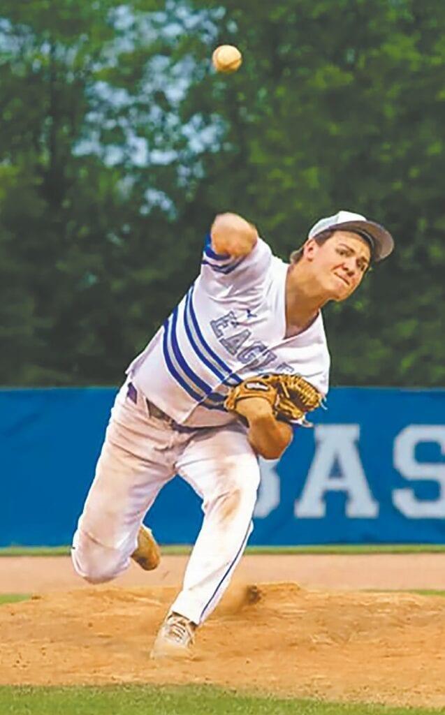 Chase Payne, Appalachian junior, is Blount County MVP. -School Sports Photography