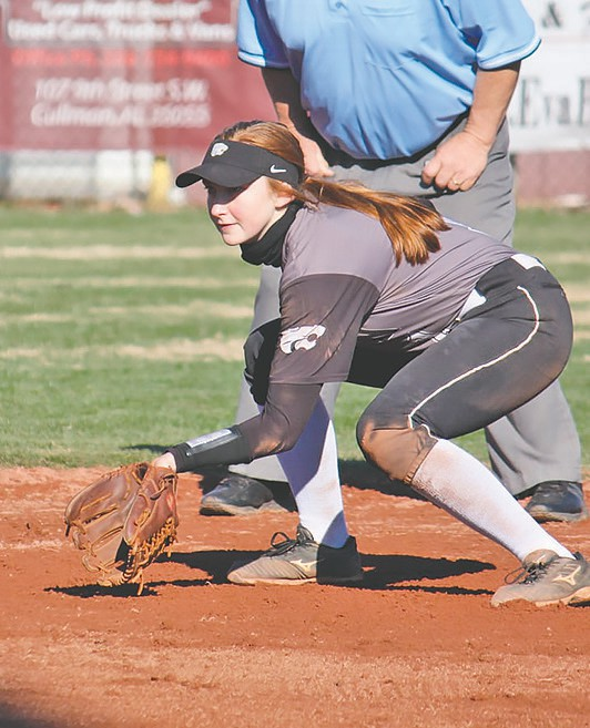Hayden's Lindsey Smith is Blount County Player of the Year. -Lisa Armstrong